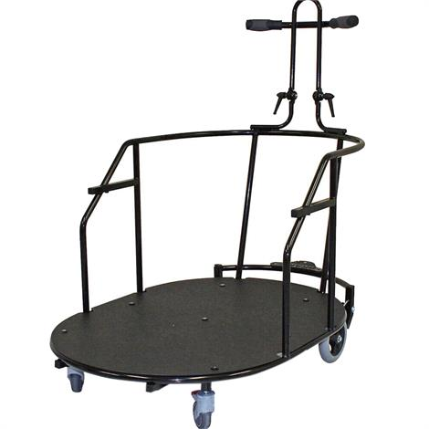 Mobility Base For P Pod Posture Support System