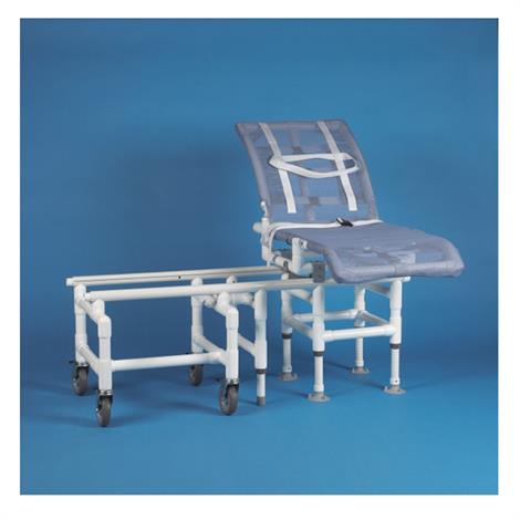 Duralife DuraGlide Reclining A Level Glide Bath and Commode Transfer System