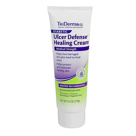 TriDerma Diabetic Ulcer Defense Healing Cream