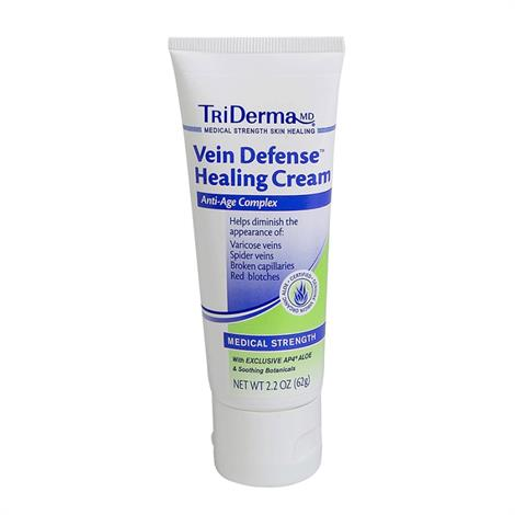 TriDerma Vein Defense Healing Cream