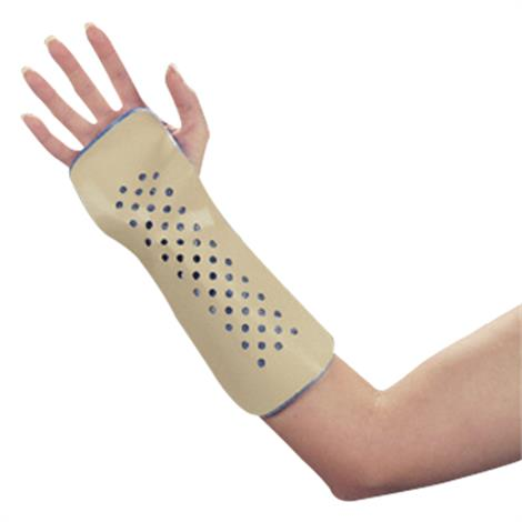 DeRoyal Wrist and Forearm Splint With Foam