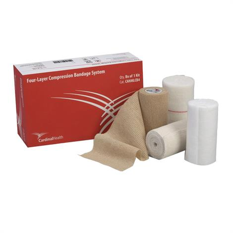 Cardinal Health Four Layer Compression Bandage System