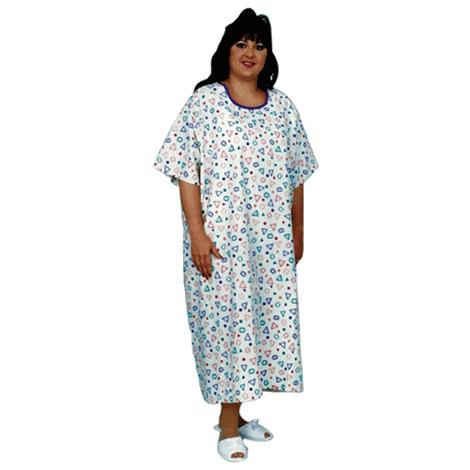 Essential Medical King And Queen Size Gown