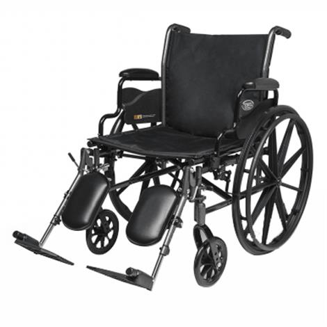 Graham Field Everest And Jennings Traveler L3 Wheelchair