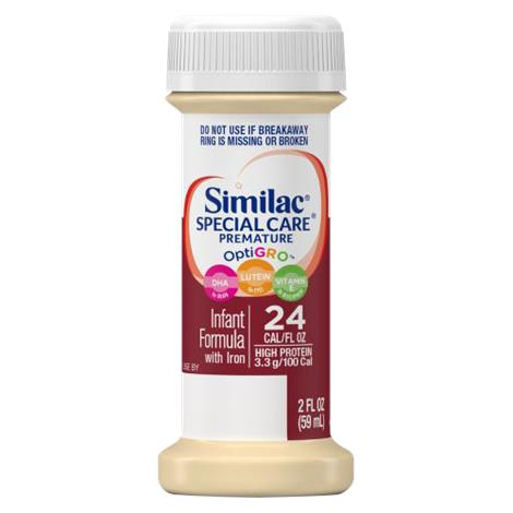 Buy Abbott Nutrition Similac Special Care 24 Premature High Protein Infant Formula With Iron