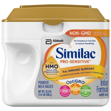 Buy Abbott Nutrition Similac Pro-Sensitive Infant Formula With Iron