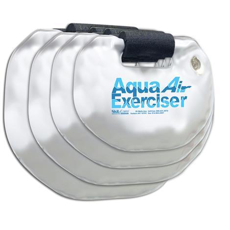 Skil-Care Aqua Air Hand Pump For Easy Inflation