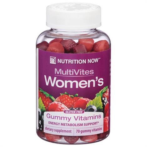 Nutrition Now MultiVites Women Gummy Vitamins