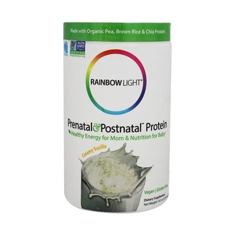 Rainbow Light Vanilla Pre and Postnatal Protein