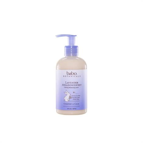 Babo Botanicals Moisturizing Lotion