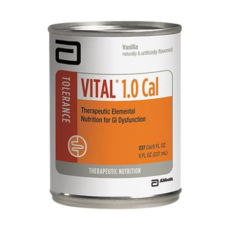 Buy Abbott Vital 1.0 Cal Therapeutic Peptide-Based Nutrition