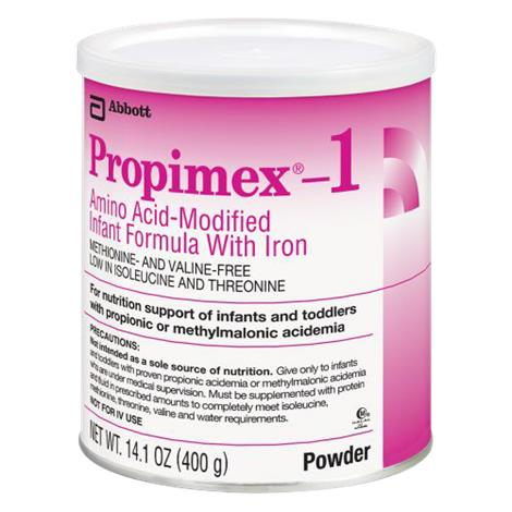Abbott Propimex 1 Amino Acid Modified Infant Medical Food with Iron