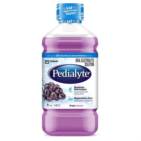 Buy Abbott Pedialyte Liquid Ready-To-Use Electrolyte Solution