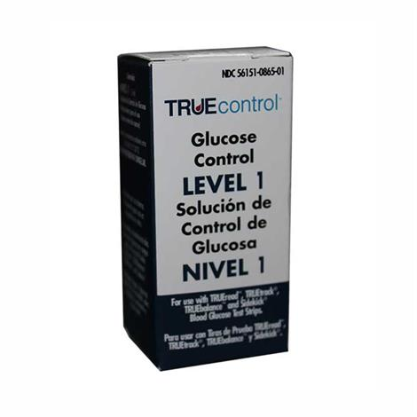 Nipro Diagnostics TRUEcontrol Glucose Control Solution
