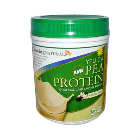 Growing Naturals Yellow Pea Protein