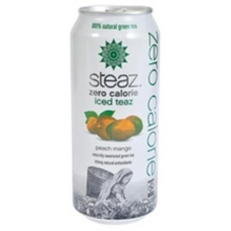Steaz ZERO Calorie Iced Teas