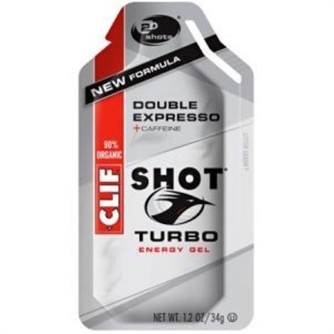 Buy Clif Bar Shot Gel Double Espresso