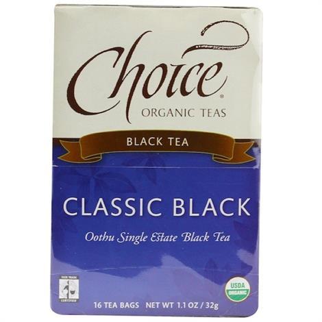 Choice Organic Black Tea Fop