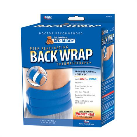 Bed Buddy Back Wrap Reviews