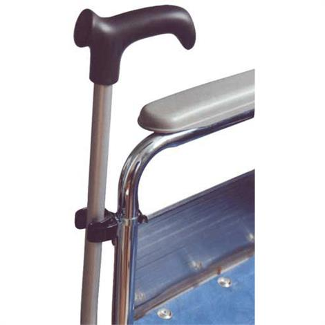 Complete Medical Wheelchair Cane Clip