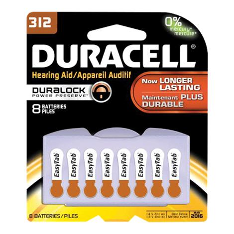 Duracell EasyTab Hearing Aid Battery