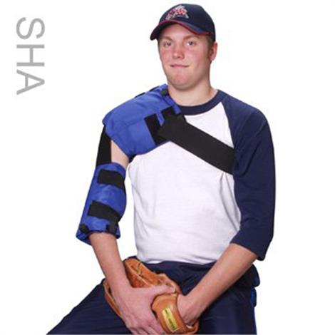 Polar Soft Ice Shoulder and Elbow Compression Therapy Wrap