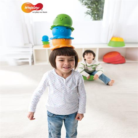 Weplay Up On Top Balance Toy