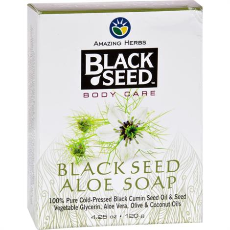 Black Seed Bar Soap