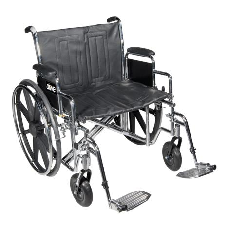 Drive Sentra EC Heavy Duty Wheelchair