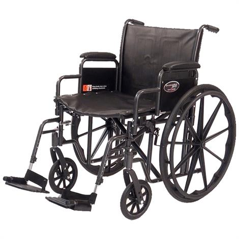 Graham Field Everest & Jennings Traveler HD Wheelchair