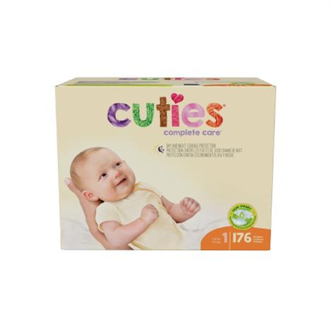 Buy First Quality Cuties Complete Care Heavy Absorbency Unisex Baby Diaper