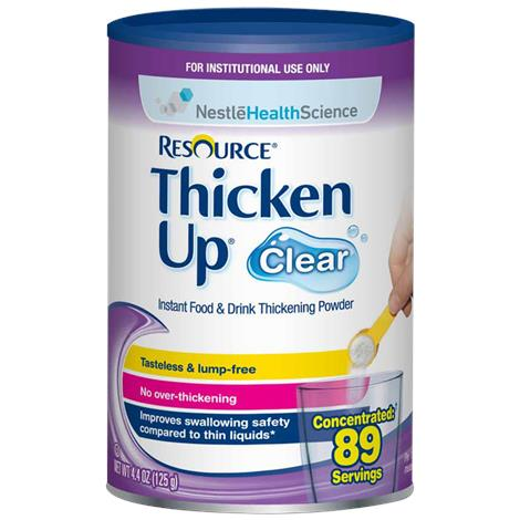 Nestle Resource Thickenup Clear Instant Food Thickener