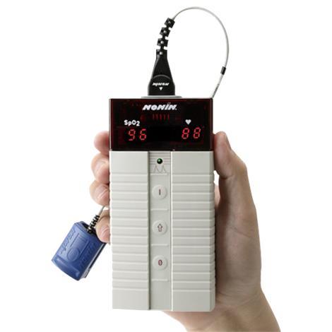Nonin 8500M Memory Hand Held Pulse Oximeter