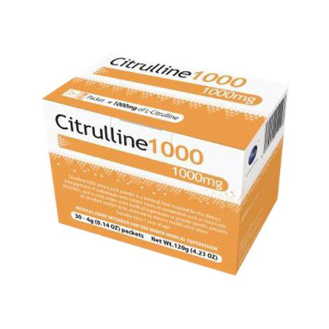 Vitaflo Citrulline 1000 Amino Acid Supplement Powder
