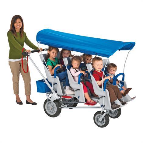 Buy Angeles Runabout 6 Passenger Stroller