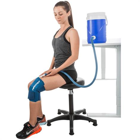 Buy Aircast Knee Cryo/Cuff with Gravity Cooler