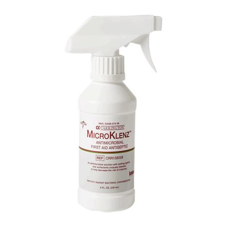 Carrington MicroKlenz Antimicrobial Deodorizing Wound Cleanser