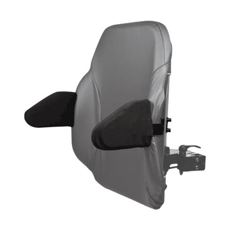 The Comfort Company Single Lateral Pad for Wheelchair With Comfort-Tek Cover