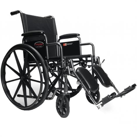 Graham-Field Everest and Jennings Advantage Manual Folding Wheelchair