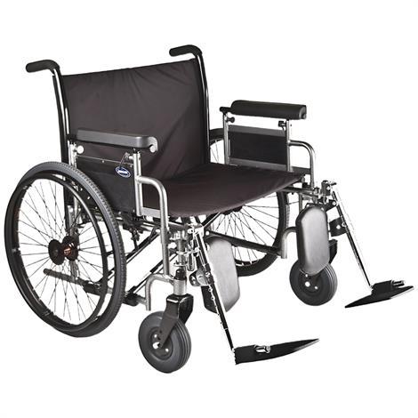 Buy Invacare 9000 Topaz Bariatric Manual Wheelchair