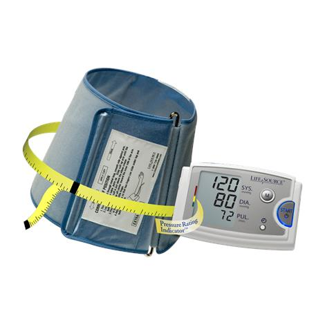 A&D Medical Extra Large Arms Blood Pressure Monitor