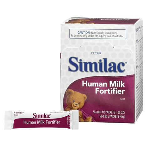 Abbott Nutrition Similac Human Milk Fortifier Powder