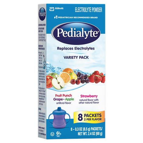 Abbott Pedialyte Oral Electrolyte Powder