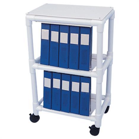 Buy Healthline Binder Cart With Common Carrier