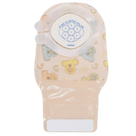 Buy ConvaTec Little Ones One-Piece Cut-To-Fit Transparent Drainable Pouch With Stomahesive Skin Barrier