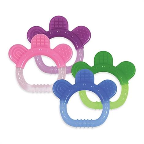 Green Sprouts Sili Paw Teether