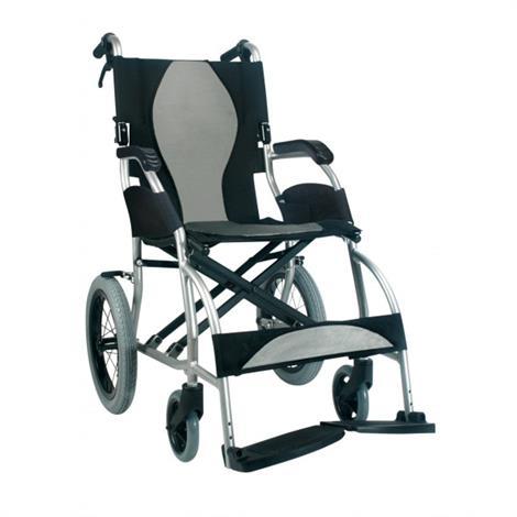 Karman Healthcare Ergo Lite S-2501 Transport Wheelchair