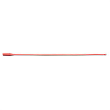 Medline Red Rubber Latex All Purpose Urethral Intermittent Catheter