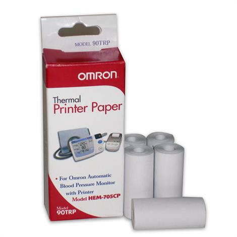 Buy Omron Thermal Printer Paper for HEM-705CP BP Monitor