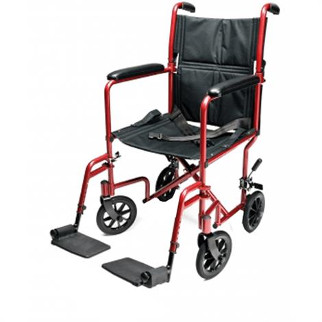 Graham-Field Everest and Jennings Aluminum Transport Chair